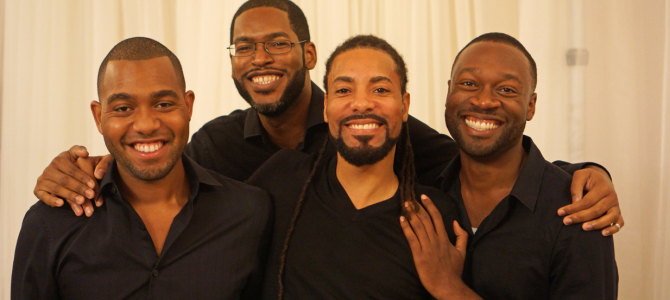 A Reflection: L. Lamar Wilson closes the inaugural Reading Queer Literary Festival with Sacrilegion: The Gospel Truth