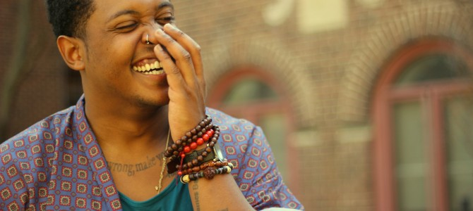 """FINDING HONEY IN THE ROCK: A WORKSHOP OF OBSESSION"" with Danez Smith"
