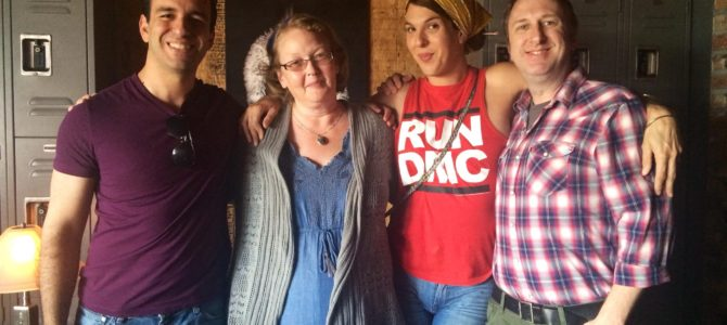 """RSVP for """"BOOT CAMP FOR QUEER WRITERS"""" with Jan Becker"""