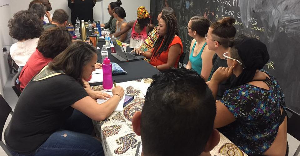 Writing for Liberation Workshop: A Reflection by Farah C. Yamini