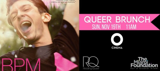 Join Reading Queer For Queer Brunch: Tickets On Sale Now